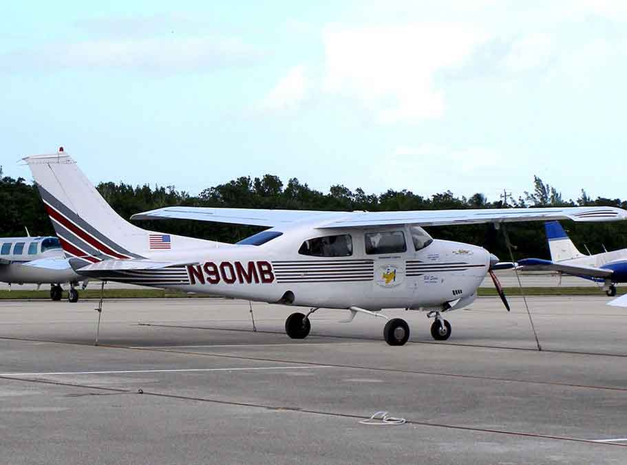 Friendship Flight Aircraft Cessna 210 Main Image