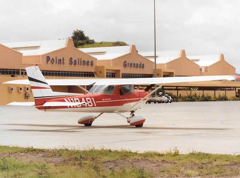 Friendship Flight Aircraft Cessna 150 Main Image